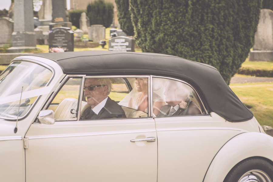 Malone Lodge Hotel wedding by Alexander Photographic