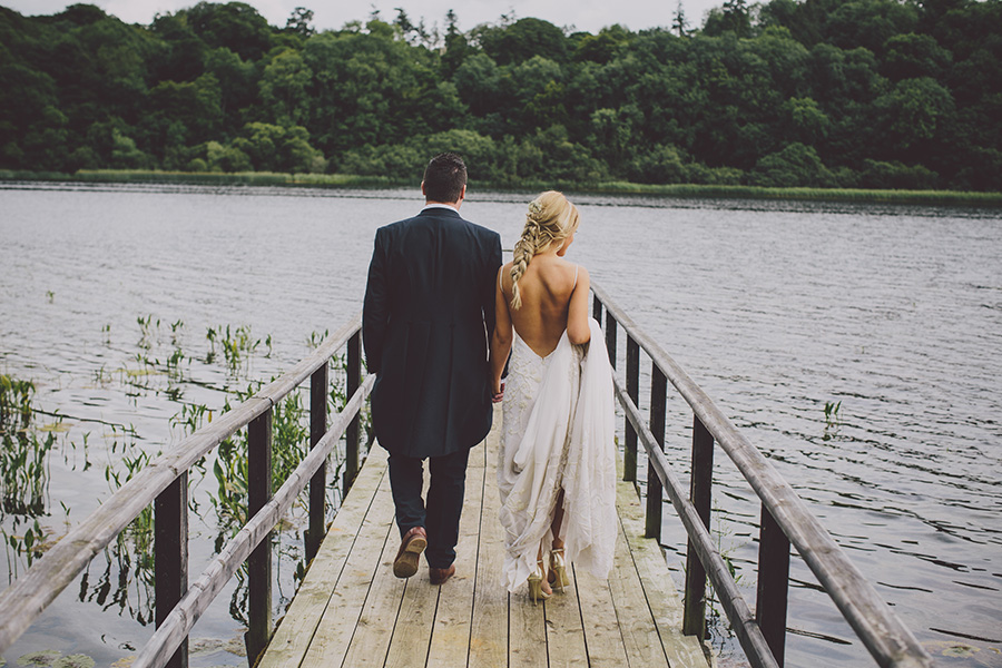 Wonderland Wedding by Ten21 Photography at Castle Leslie Estate