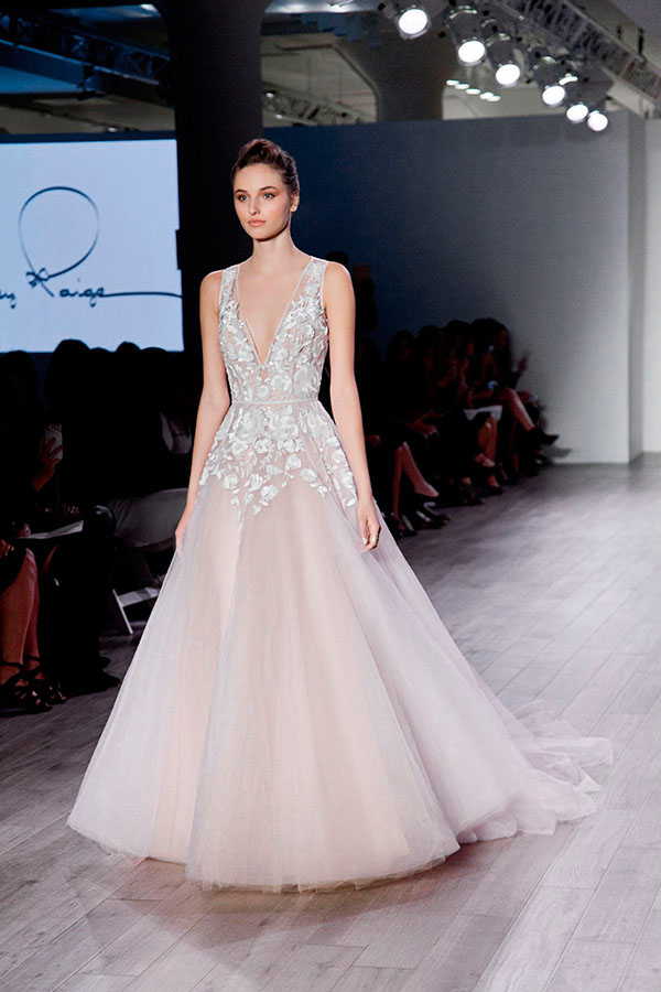 Five Coloured Wedding Gowns & How To Wear Them! - Getting Married in ...