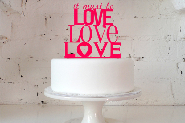 Personalised Wedding Cake Toppers Not On The High Street