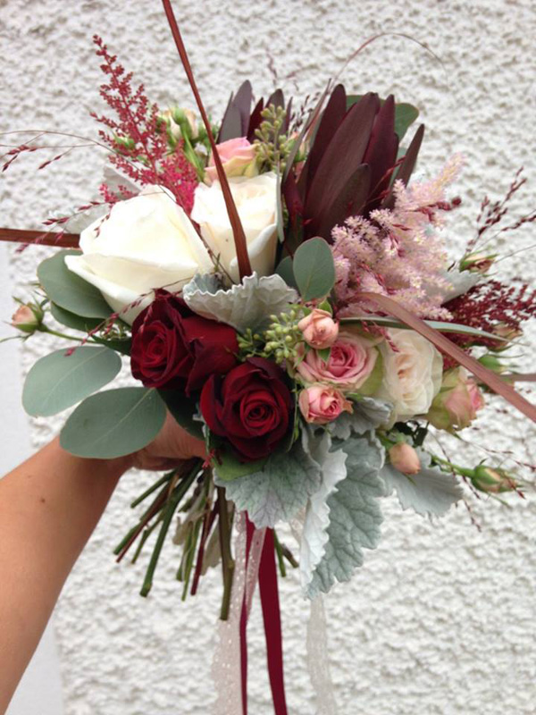 Six Stunning Winter Bouquets - Getting Married in Northern Ireland ...
