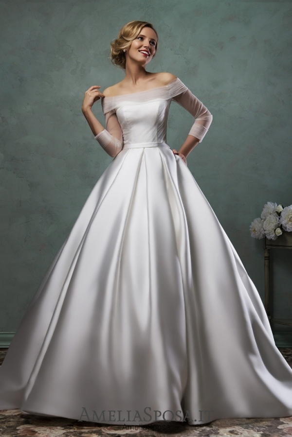 a. The Paolina, from Amelia Sposa