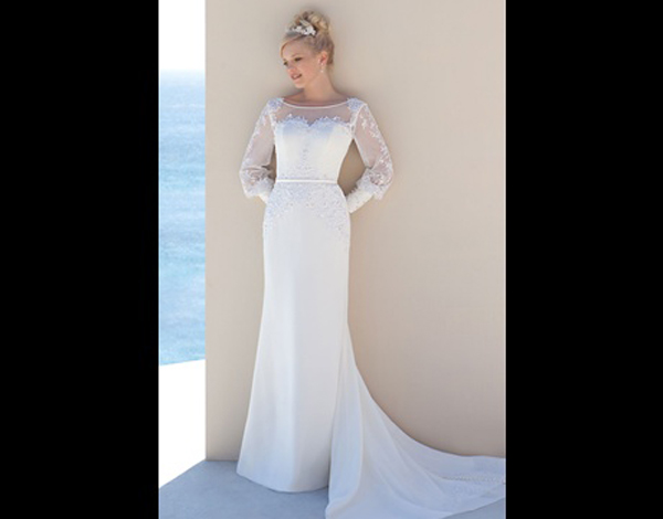 c. Mark Lesley Karmele Gown, from the Donna Solada Collection