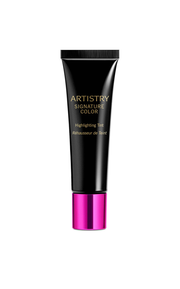 The Limited Edition Signature Color Highlighting Tint restores radiance,while reviving your complexion. Perfect for all skin types and skin tones,this pink illuminating radiance helps skin look brighter and more radiant with a healthy glow to skin. It can easily be worn alone,over makeup or blended with foundation for skin that looks luminous and heavenly.