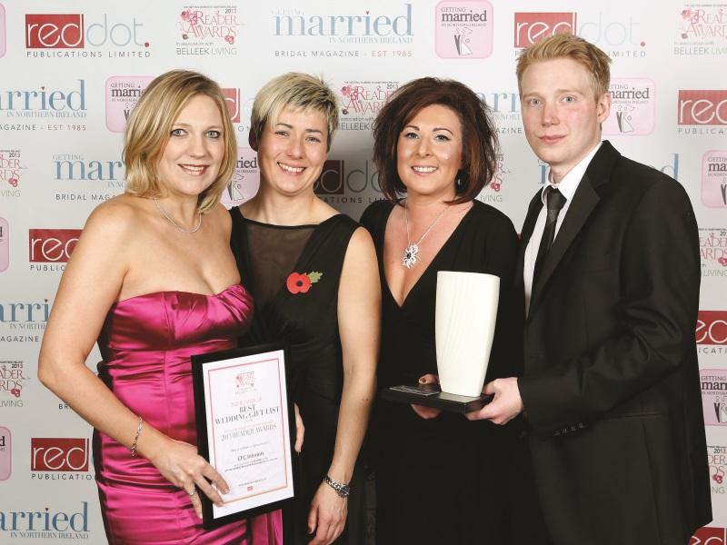 BEST WEDDING GIFT LIST - Getting Married in Northern Ireland Magazine
