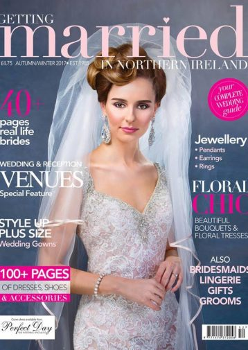 Getting Married in NI Autumn Winter 2017 cover