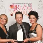 Runner-up – Ciaran O'Neil Belfast & Luran
