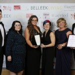 2ND RUNNER UP BEST FINISHING TOUCHES – Leaf Designs Ballymena