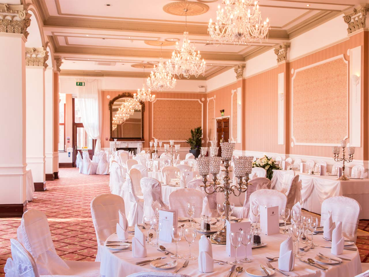 Slieve Donard Resort And Spa Getting Married In Northern Ireland