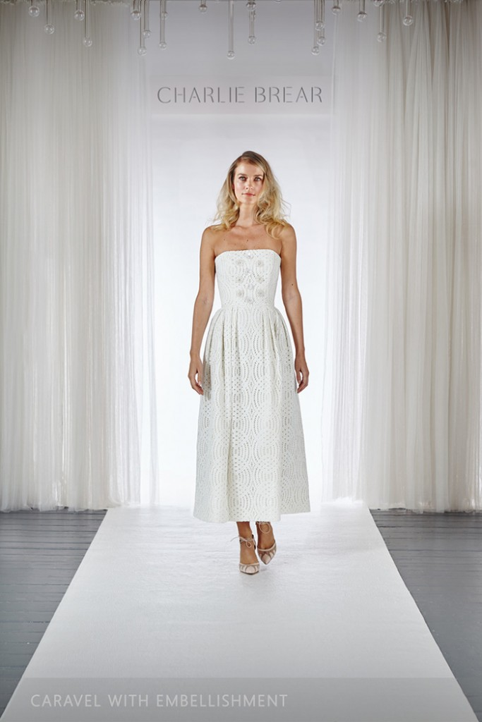 Short Wedding Dress Perfect For Summer Brides