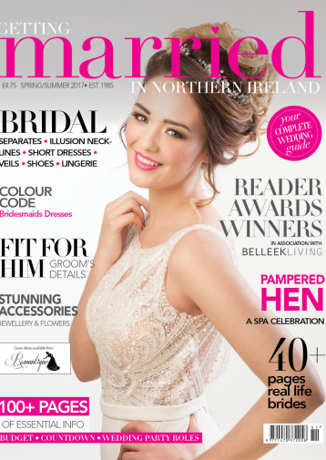 Getting Married in Northern Ireland Cover