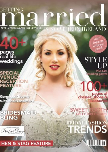 Getting Married NI Autumn Winter 2019 Cover